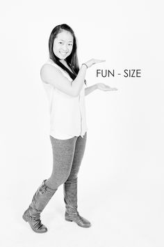 Cheryl's word is fun sized. What's your word? #OneWord