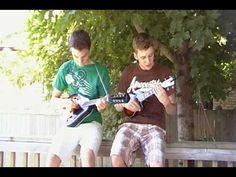 MGMT Kids cover (Ukulele + Mandolin)  Ok, uke & mandolin are definitely my favorite instruments (after banjo of course)