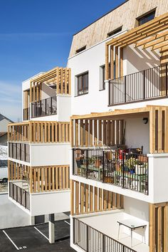 Housing in Limoges / BVL Architecture