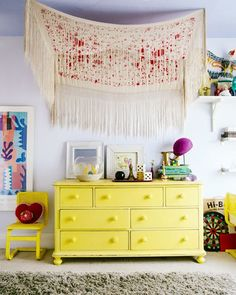 And this room for #tinybohemians from the home of @faithblakeney from #thenewbohobook ( @Dabito)