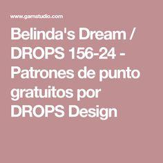 Belinda's Dream / DROPS 156-24 - Patrones de punto gratuitos por DROPS Design