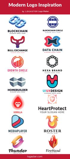 Modern logo: Biggest Trends in Logo Creation Make Your Logo, How To Make Logo, Create A Logo, Logo Design Trends, Modern Logo Design, Corporate Design, Logan, Logo Creation, Vintage Trends