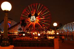 California Adventure is a must do on any DVC member's list!