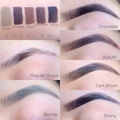 Anastasia Dipbrow Medium Brown
