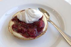 Berry Tart by Todd Leonard CEC
