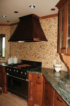Love this mosaic tile SO much!  Mosaic Tile Backsplash