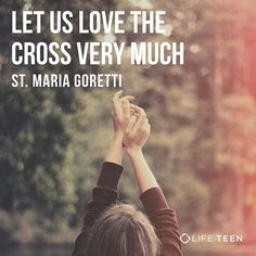 """St. Maria Goretti was 11 years old when her 20 year old next neighbor Alessandro demanded her virginity by threatening her with violence. She was able to prevent him from violating her but in result she was stabbed fourteen times. She managed to live a few more days in the hospital. Her last words were, """"I forgive Alessandro Serenelli … and I want him with me in heaven forever."""" While Alessandro was in prison, St. Maria Goretti appeared to him in a dream offering him flowers. When he woke up…"""
