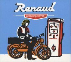 Le Plein De Super - Le BestOf Officiel (Coffret 3 CD) Renaud | CD NEUF
