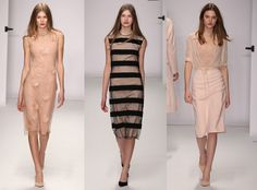 Best of London Fashion Week Fall 2014 Day 2: Jasper Conran, Hunter Original & Julien Macdonald   Jasper Conran, New York Fashion Week