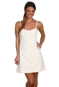 #sundresses A lovely little cute sundress for sunny days and hot nights.
