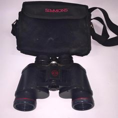 Simmons fully Coated optics Model # 1103 7 X 35 Wide angle Binoculars~500'@1000 #TASCO
