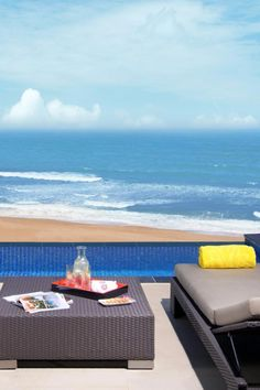 Lofts offer uninterrupted beach views from private rooftop pool terraces. Angsana Lang Co (Cu Du, Vietnam) - Jetsetter