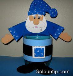 Regalos Navideños en Foami o Goma Eva para los niños | Solountip.com