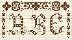 Annelein Design: SAL Abecedaire...
