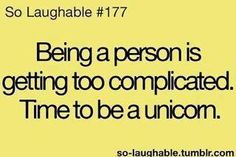 Time to be unicorn :)