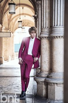 Beloved JJ bnt Photoshoot in Vienna Austria 2014 ❤️ JYJ Hearts