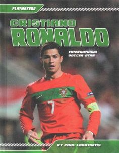 0fc6f6fa18b Cristiano Ronaldo - NOBLE (All Libraries) Cristian Ronaldo, International  Soccer, Soccer Equipment