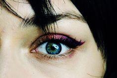Makeup; Eyes