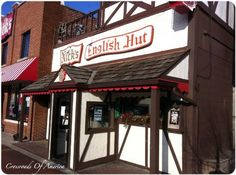 Nick's English Hut - Bloomington, IN - spent many nights here and learned how to play sink the biz! Grandpa Rolf used to drink here when he was in school.