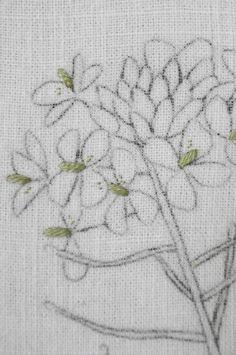 Σιναπι Dressmaking, Embroidery, Stitch, French, Blog, Sew Dress, Needlepoint, Full Stop, French People