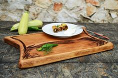 Hey, I found this really awesome Etsy listing at https://www.etsy.com/listing/194582785/cutting-board-serving-platter-wooden