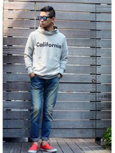 ETOFFE CALIFORNIA PARKA https://etoffe.net/items/show/2002964