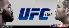 Breaking News: Hendo injured, Jones vs. Machida 2 will take place in Toronto, UFC 151 canceled - http://kocosports.com/2012/08/23/koco-archives/breaking-news-hendo-injured-jones-vs-machida-2-will-take-place-in-toronto-ufc-151-canceled/