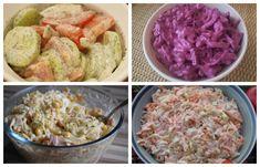 Potrebujete sa po sviatkoch plných hodovania a štedrých stolov, dostať do formy? Zdravo, Potato Salad, Cabbage, Potatoes, Vegetables, Ethnic Recipes, Fitness, Food, Potato