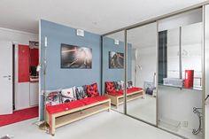 17m² Käenkuja 4, 00530 Helsinki Muu yksiö myynnissä | Oikotie 13593276 Helsinki, Monet, Divider, Bed, Room, Furniture, Home Decor, Bedroom, Decoration Home