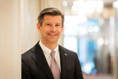 Steigenberger Frankfurter Hof: Holger Flory ist der neue Director Commercial