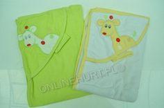 Ręcznik niemowlęcy 8459  _C1