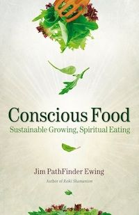 You can preorder 'Conscious Food' at a discount directly from the publisher, Findhorn Press, for shipping worldwide: http://www.findhornpress.com/shamanism-33/conscious-food-490.html