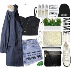 """#663 ♫Makes me feel like I can't live without you, it takes me all the way, I want you to stay♫"" by anavukadinovic on Polyvore"
