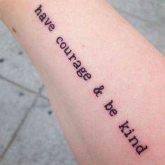 20 tatuagens motivacionais para quem precisa de um pouco de esperança