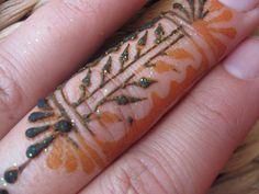 paste crumble by heartfire, via Flickr #mehndi #henna
