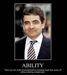 Mr. Bean!!!