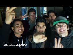 Sorry - CNCO - YouTube