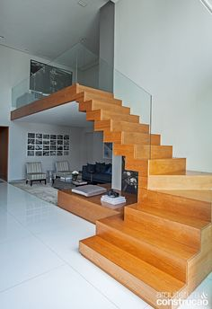 7 escadas incríveis que vão encorajar uma obra em casa | Arquitetura e Construção