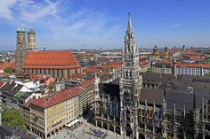 Top 10 Things to Do in Munich: Marienplatz - Marien Square and the New Town Hall of Munich