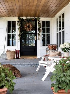 Autumn Themed Porches We Re Falling Hard For