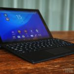 Sony BKB50 Keyboard turns Xperia Z4 Tablet into Laptop