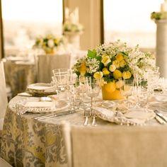 25 Gorgeous Spring Wedding Table Ideas - TownandCountrymag.com