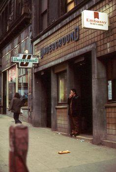 Glasgow subway, Buchanan St. station by Stuart Neville, via Flickr