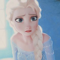 Elsa - elsa-the-snow-queen Photo And my reaction when someone gets rude to me or scold me badly without knowing reason or without my fault Frozen Elsa And Anna, Frozen Princess, Disney Frozen Elsa, Disney Art, Disney Movies, Walt Disney, Disney Crossovers, Jack Frost, Elsa Photos