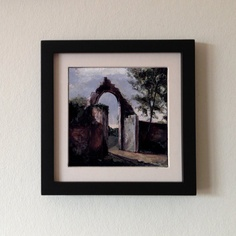 Ancient Arch after Jan Wijnants by ThoroughlyHOP on Etsy, £19.50