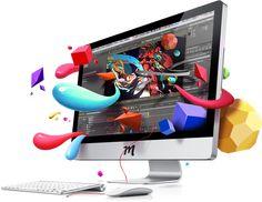 Mattrunks - Formations vidéos créatives sur le Motion Design