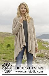 Free pattern on Ravelry: 158-28 Ballade by DROPS design