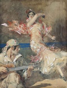 Antoine Calbet - Flamenco