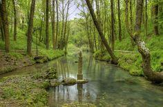 Paisajes de cuento en el nacimiento del río Ebro