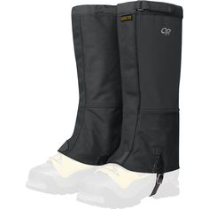 Outdoor Research Expedition Crocodile Gaiter Black